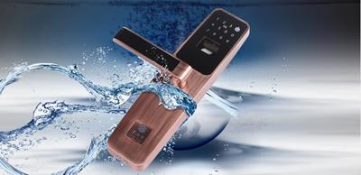 指纹锁具有机械锁无法比拟的多项优势